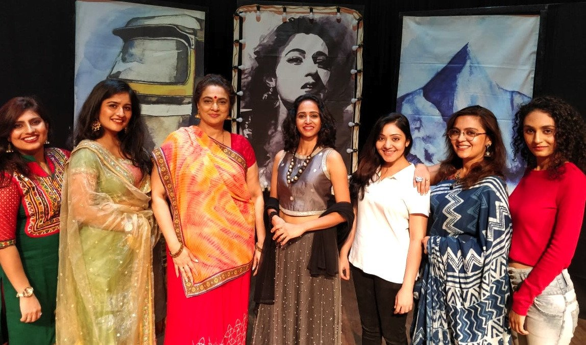 Manhar Gadhia Production's popular Gujarati play 'Saat Teri Ekvis S3' to premiere in Hindi as '#Womanologues'
