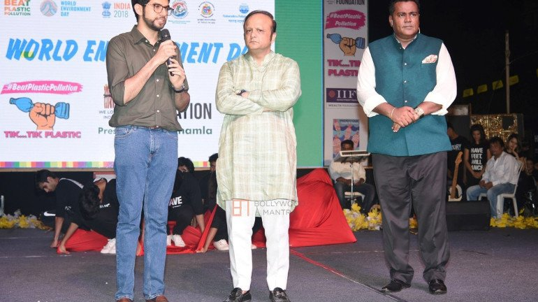Bhamla Foundation Celebrates World Environment Day at Carter Road in Bandra