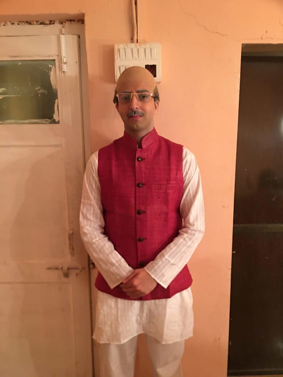 Shreyas Porus Pardiwalla to play L K Advani in a parody film on YouTube