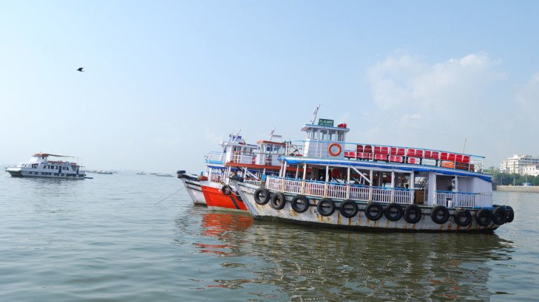 Ferry services suspended in Mumbai due to cyclone Vayu