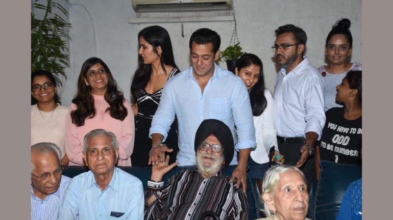 सलमान खान ने 1947 पार्टीशन के गवाहों के लिए रखी 'भारत' की स्पेशल स्क्रीनिंग!