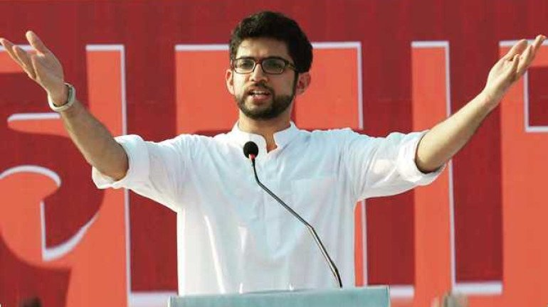 Aditya Thackeray expresses concern over BMC's decision to cut down trees in Aarey Colony for Metro-3 car shed
