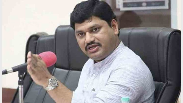 BJP state chief demands Dhanajay Munde's resignation; Asks EC to take action