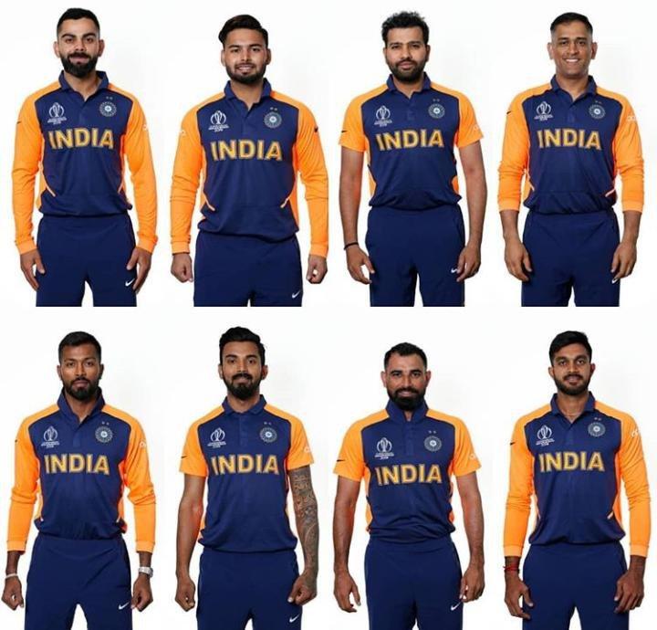 फाॅलो द आॅरेंज,  इंग्लंडविरुद्धच्या सामन्यात भारतीय संघ खेळणार नव्या जर्सीत