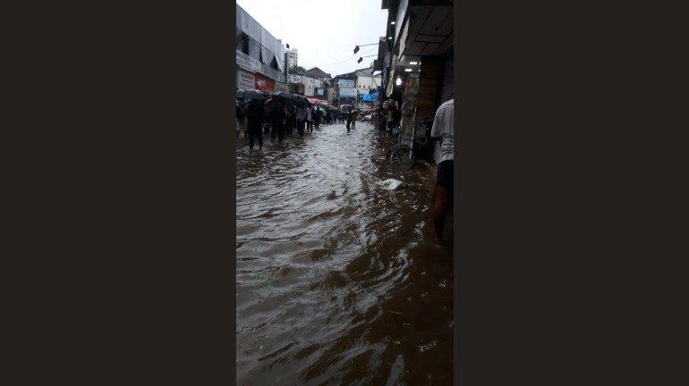 Mumbai Rains: AAP slams BMC, Maharashtra government over misgovernance amid flooding