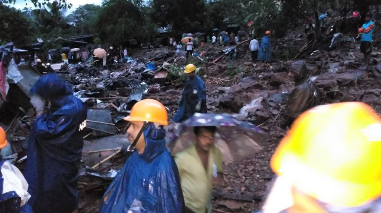 Malad Wall Collapse: Death Toll Increases To 30
