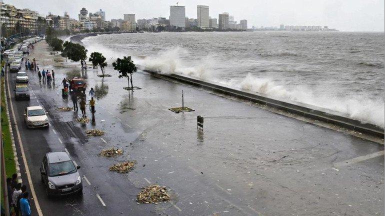 मुंबई में 14 और 15 जुलाई को भारी बारिश होने की उम्मीद