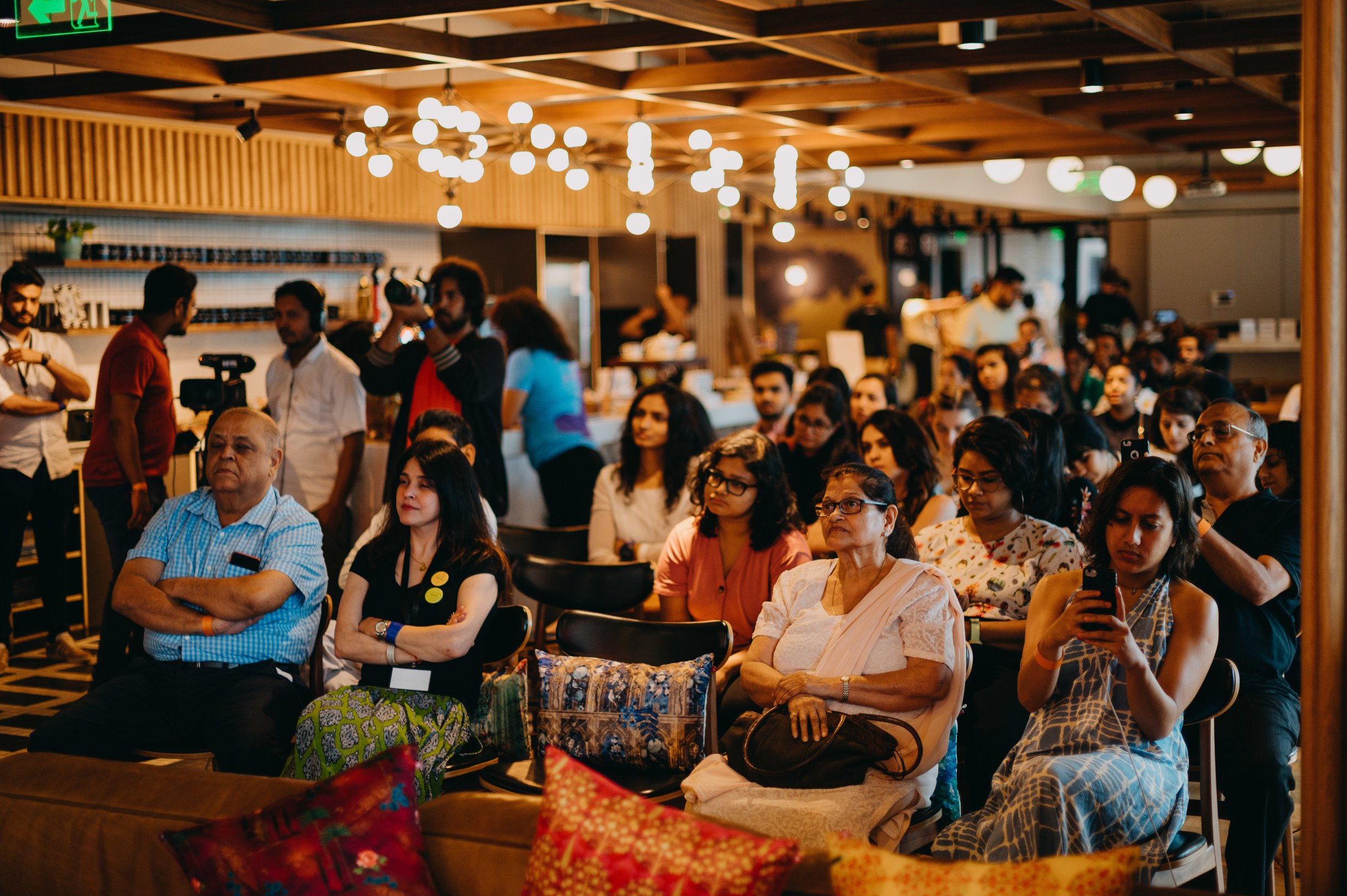 Dysco presents Bread & Butter: What's on the table At WeWork