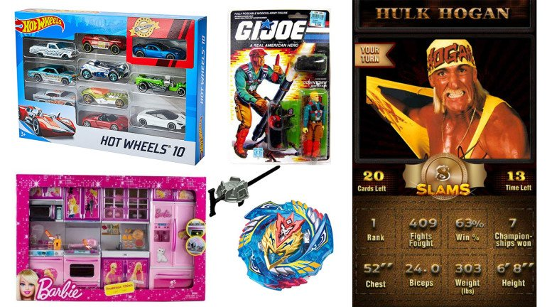 6 Toys Every 90s Kid Played With Back In The Day