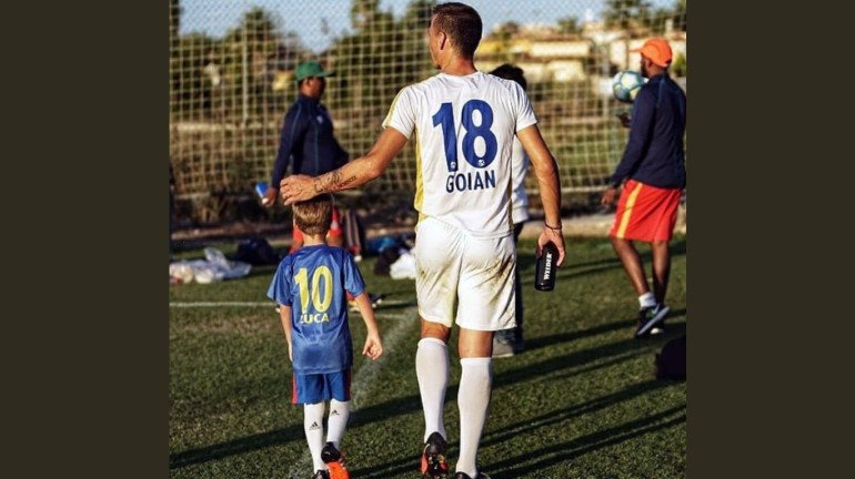 Mumbai City FC captain Lucian Goian signs off after three years at the club
