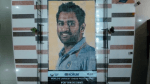 A Tribute to the Mastermind: Artist creates MS Dhoni portrait using chess pieces