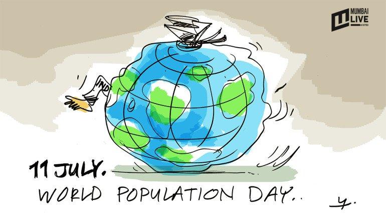 लोकसंख्या विस्फोट