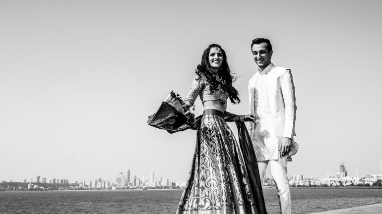 Picturesque locations in Mumbai perfect for a pre-wedding photoshoot