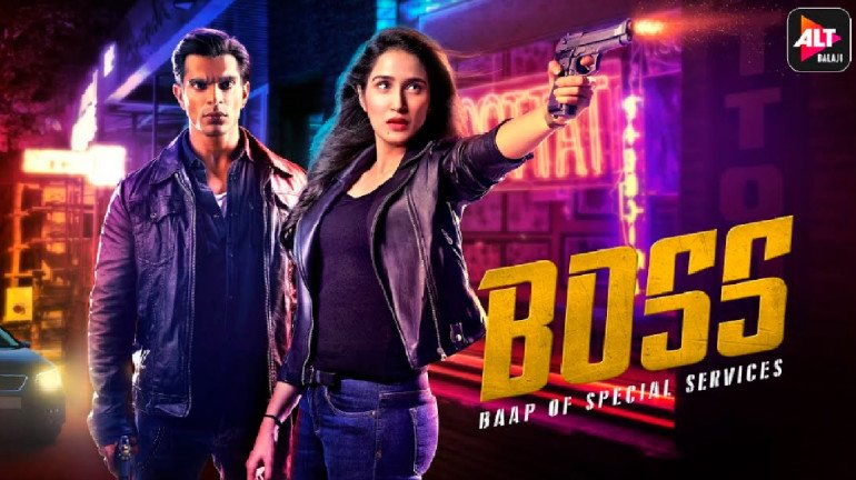 AltBalaji releases the trailer of their upcoming show 'Boss'