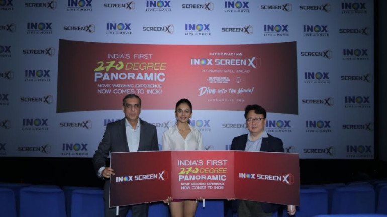 India's first 270-degree panoramic movie theatre 'ScreenX' opens in Mumbai