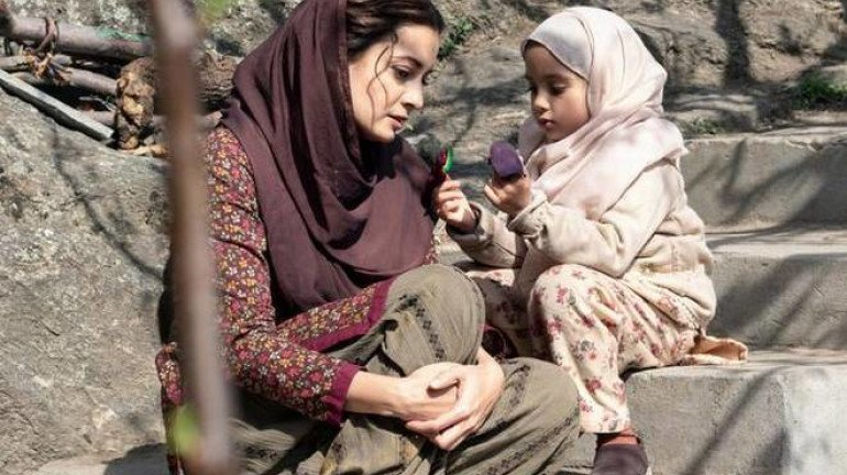 Seher made me a mother: Dia Mirza