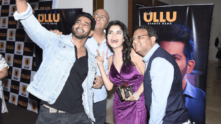 Ullu launches the trailer of #MeToo Wolf of Bollywood