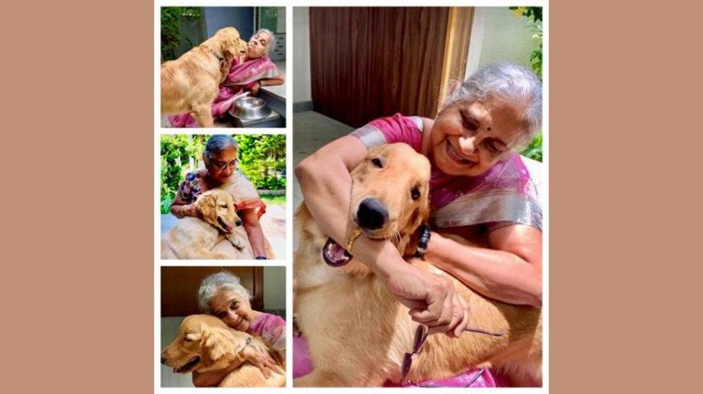 Sudha Murty All Set To Write A Pawfect Series- 'The Gopi Diaries'