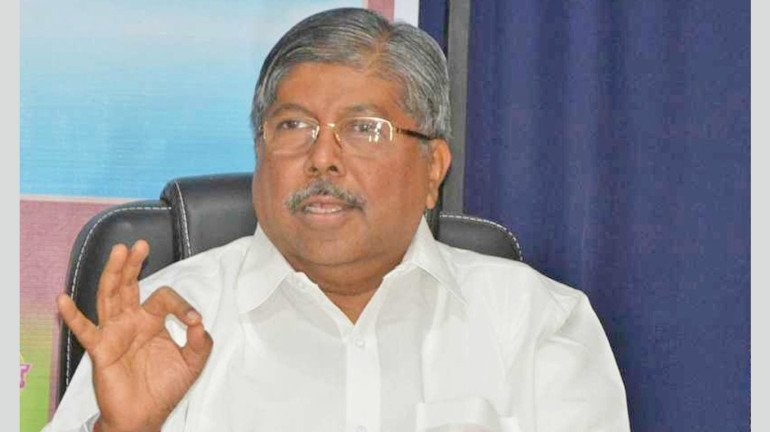 Maharashtra will be a Congress-Mukt state: BJP leader Chandrakant Patil