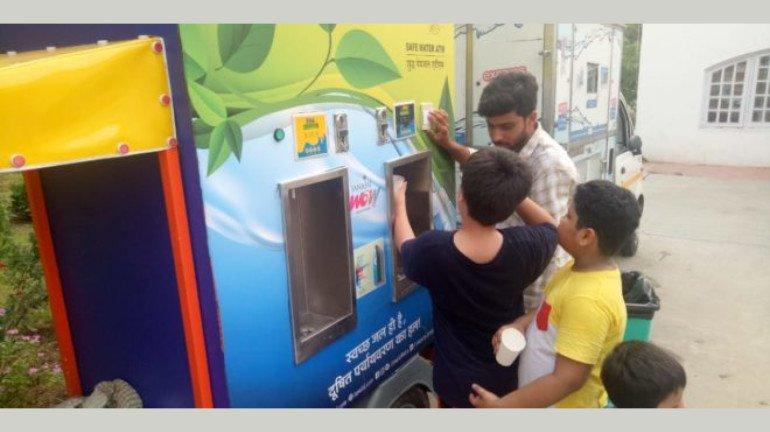 महापालिका मुंबईत बसवणार 'वॉटर एटीएम'