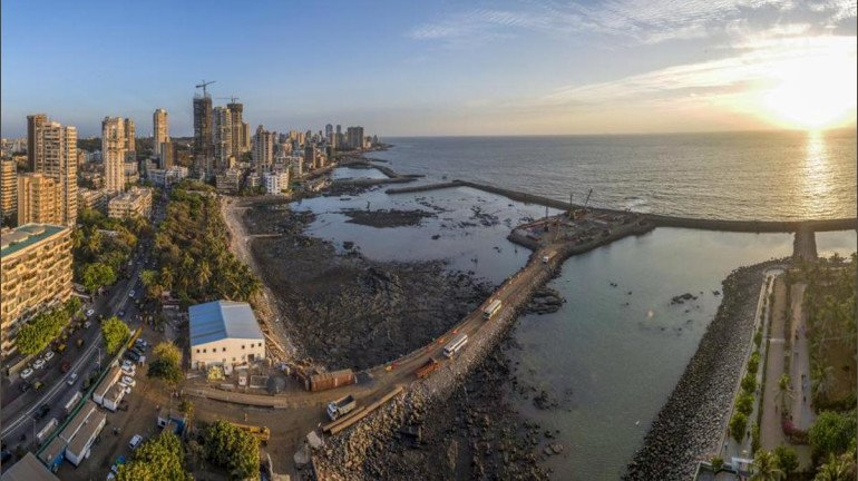 Coastal Road Project: BMC Receives Approval for Additional Land Reclamation