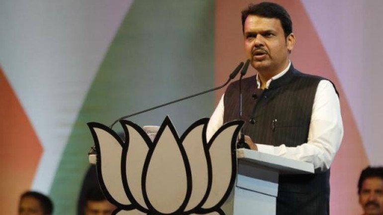 बीजेपी और शिवसेना मिलकर लड़ेगे चुनाव -मुख्यमंत्री देवेंद्र फडणवीस
