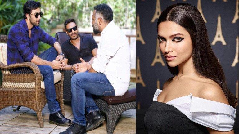 लव रंजन की अगली फिल्म में अजय के साथ रणबीर और दीपिका आएंगे नजर!
