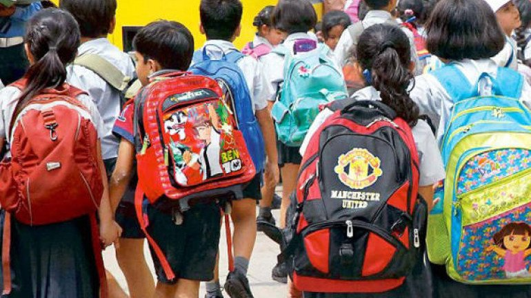 Kids Weighed Down By School Bags? Here's What The TMC Has Proposed As A Solution
