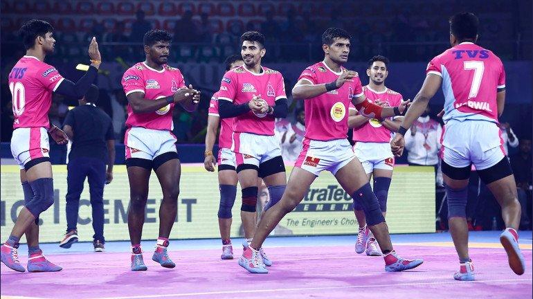 VIVO Pro Kabaddi Season 7: Deepak Hooda helps Jaipur Pink Panthers cruise over U Mumba