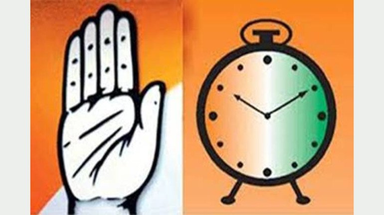 सीट बंटवारे को लेकर एनसीपी से कोई विवाद नहीं - कांग्रेस