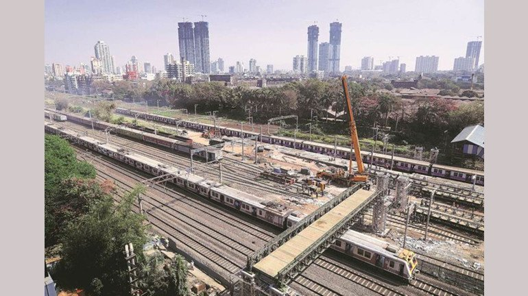 The Revamp Of Parel Railway Station