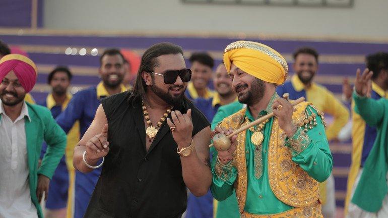 हनी सिंह का गाना 'गुड़ नालो इश्क मीठा' हुआ रिलीज!