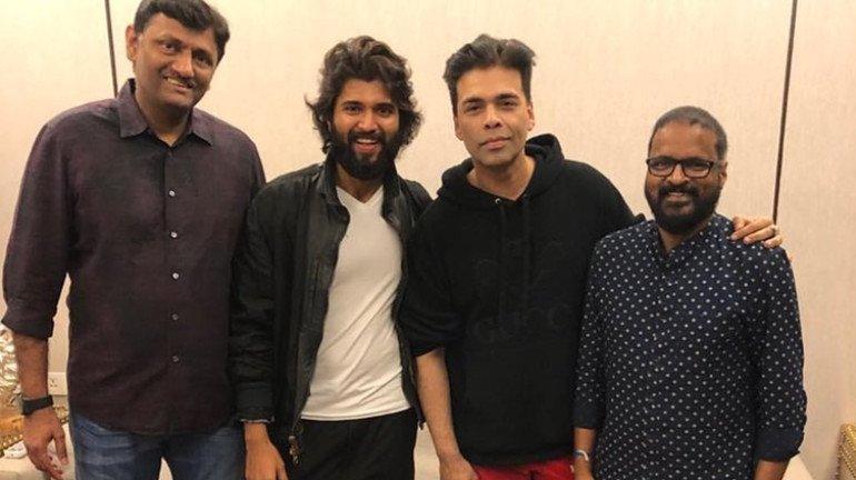 इस तेलुगु फिल्म का हिंदी रीमेक बनाएंगे करण जौहर!