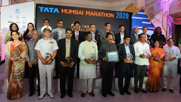 Tata Mumbai Marathon 2020 scheduled on January 19; Governor CH. Vidyasagar Rao becomes the first participant