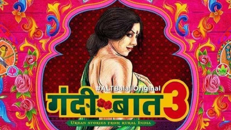 AltBalaji launches the third season of its franchise show 'Gandii Baat'