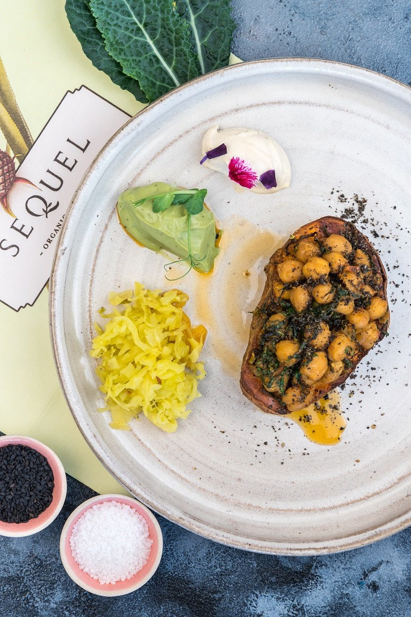 Sequel Celebrates Three Years of Sustainable Eating, with a Brand-New Look, and Brunch Service
