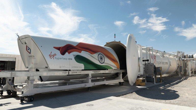 Mumbai-Pune hyperloop project gets 'Public Infrastructure' status