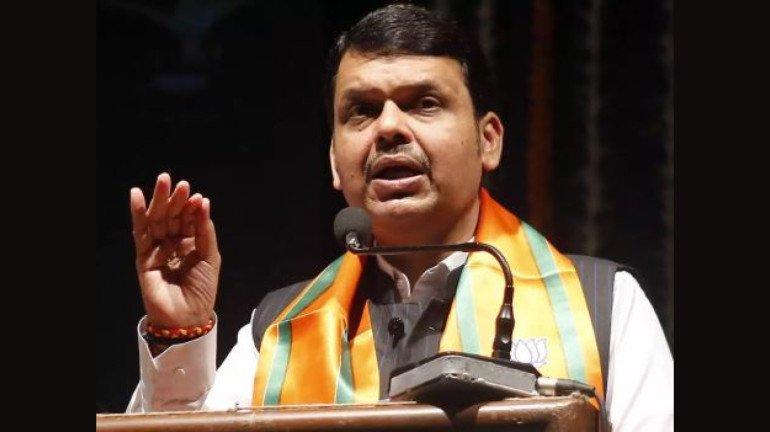 CM Devendra Fadnavis attacks opposition parties after EVM spat