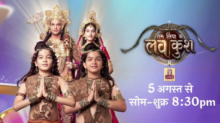 Colors TV launches a magnum opus mythological show 'Ram Siya Ke Luv Kush'