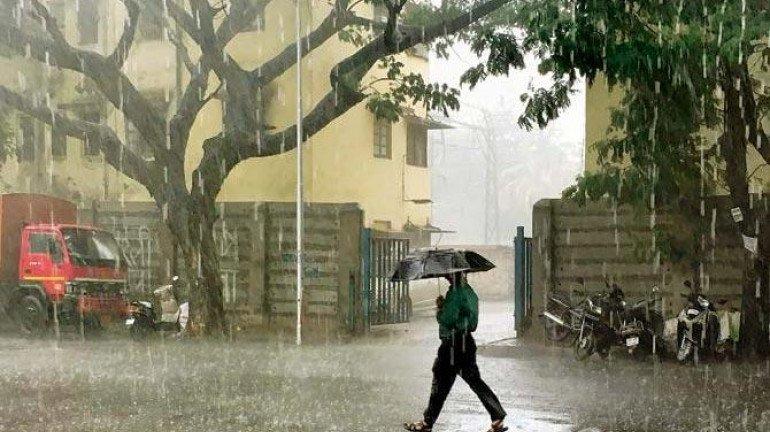 पालघर, रायगढ़ में 4 अगस्त को हो सकती है जोरदार बारिश