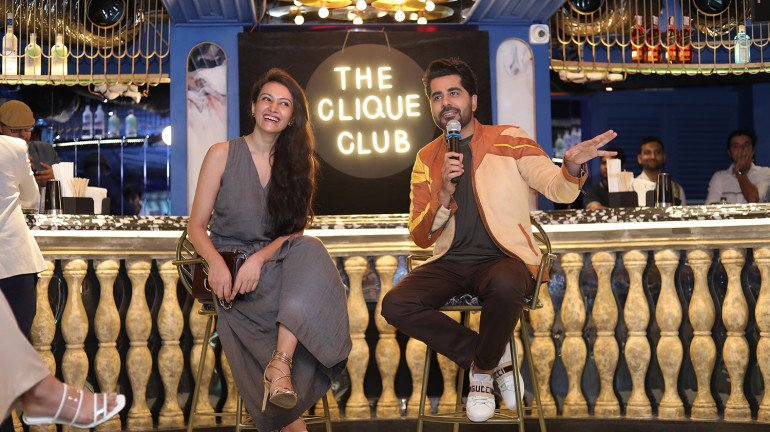 Mumbai gets Cliqued with the launch of The Clique Club, an experiential social networking club