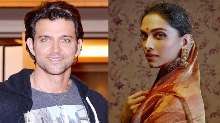 Hrithik Roshan-Deepika Padukone to play Ram-Sita in Nitesh Tiwari's Ramayan?