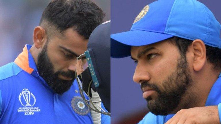 Rohit Sharma's recent tweet causes stir amid alleged rift with captain Virat Kohli