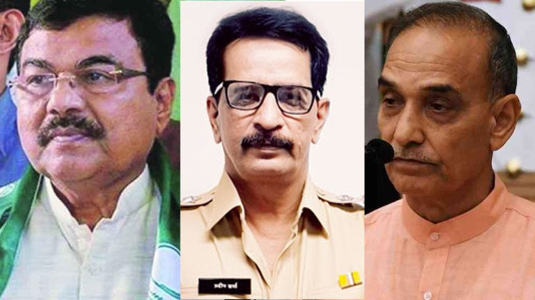 Will Encounter Specialist Pradeep Sharma enter politics?