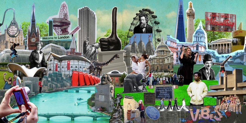 Reasons Why I found Similarities Between London and Mumbai