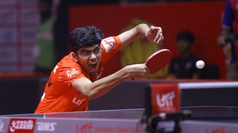 Ultimate Table Tennis 2019: Manav Thakkar turns the tables for U Mumba