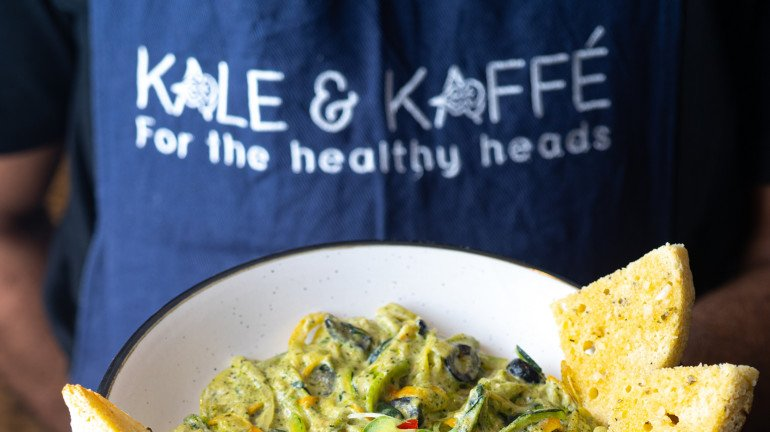 Bandra's 'Kale and Kaffé' serves a lot of goodness for the health conscious food lovers