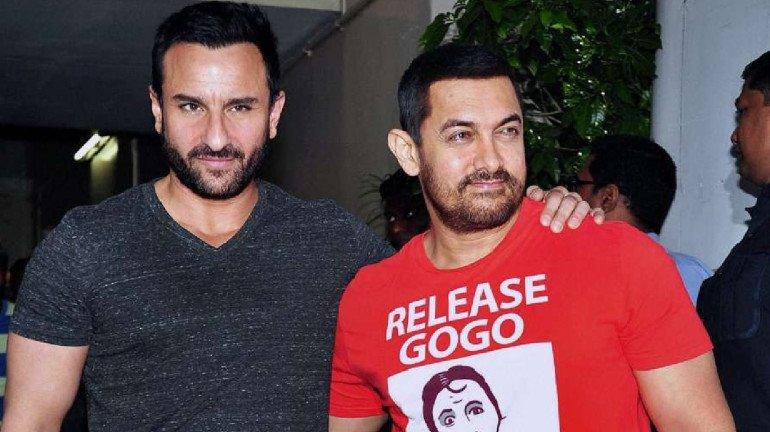 Aamir Khan and Saif Ali Khan to come together for Vikram Vedha