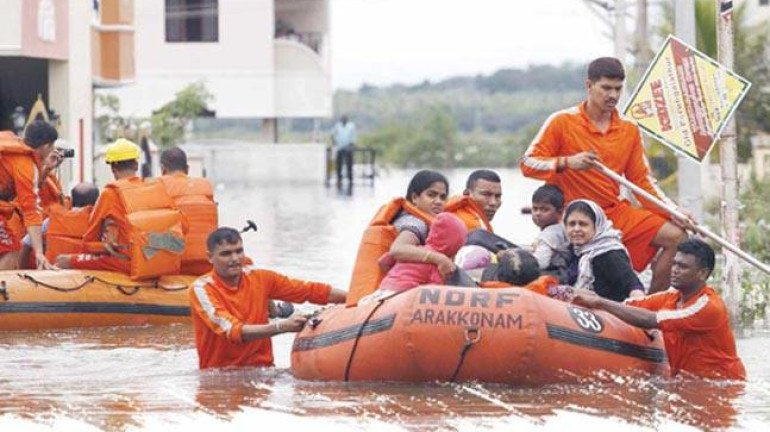 8,500 People Shifted From Diva As Nearby Dam Overflows