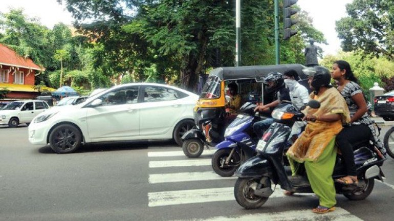 Mumbai Traffic Police Will Use CCTV Footage to Spot Illegal Number Plates